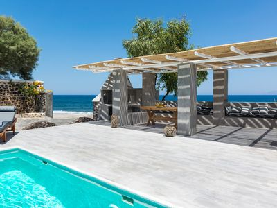 Photo for DAMMA BEACHFRONT LUXURY VILLA