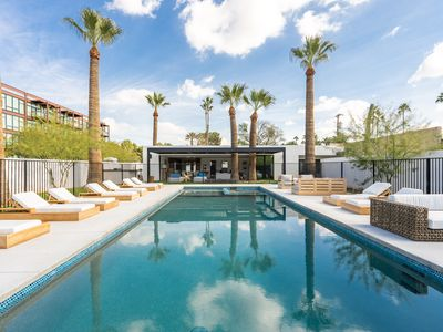 Photo for Arcadia Arizona Oasis! Your Private Desert Beach Club