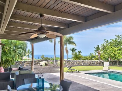 Photo for AC Included   Gated Community   Pool & Ocean Views   Starting at $419/nt