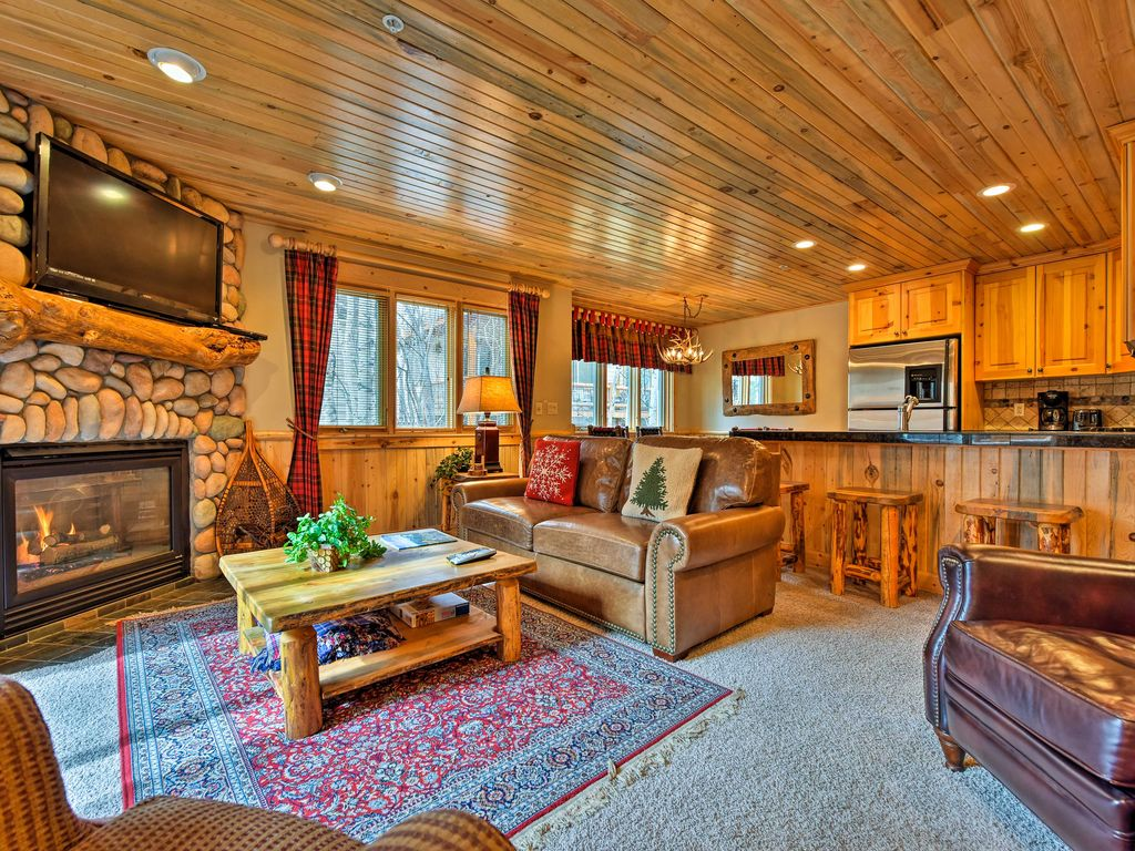 Townhome Near Park City Mtn Base w/On-Site Hot Tub ... - 4766482