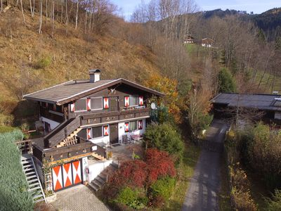 Photo for Spacious Apartment near Niedernsill with Skiing nearby