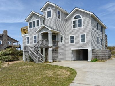 Photo for Solitude South | Oceanfront | Sanderling | Duck | Sleeps  15