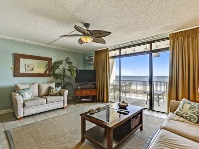 Photo for Newly-Updated Oceanfront in N. Ocean City - Gorgeous Ocean Views!