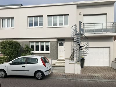 Photo for Pleasant house with terrace at 300 m from the sea
