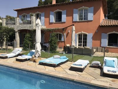 Photo for 4BR House Vacation Rental in Bandol, Provence-Alpes-Côte d'Azur