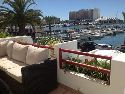 Photo for Luxury 3 Bedroomed Apartment- Stunning Views, Direct Marina Access & Shared Pool