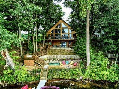Create Memories of a Lifetime at The Wolves Den on All-Sport Paradise Lake