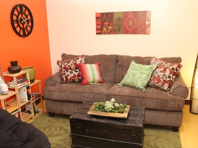 Photo for 6 Beds | Downtown Apt | Very Quick Walk Everywhere