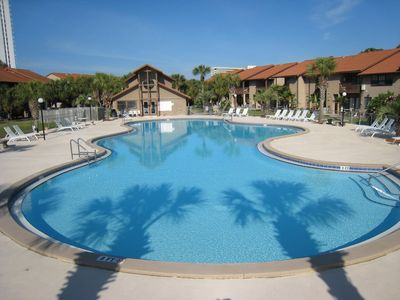 Photo for Gulf Highlands Condo, Beachfront Pool & Clubhouse, Long Beach