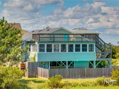 Photo for Southward | South Nags Head | Ocean Views | 3 Bedrooms | Sleeps 8
