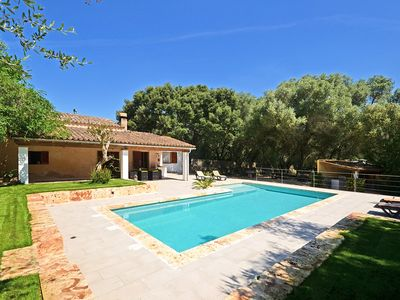 Photo for ALZINA, Country house with swimming pool in Sineu