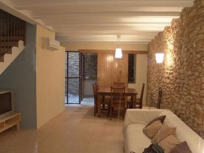 Photo for Self catering Ca la Padrina for 8 people