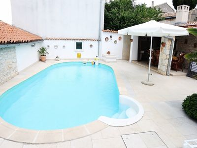 Photo for House Domagoj Villa with pool