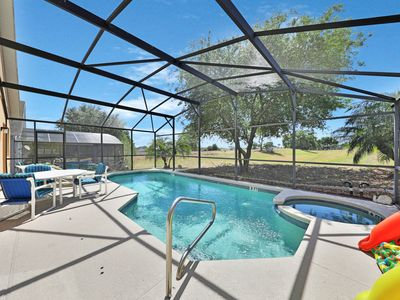 Photo for Spacious home w/ a private pool & fun-filled game room in a great location!