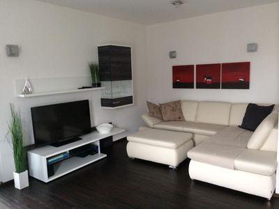 Photo for Modern apartment in Immenstaad at Lake Constance for 2 persons, 50 m from the lake