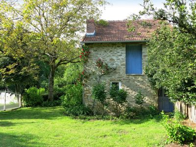 Photo for Vacation home Peuchaud (HVI118) in Saint-Sulpice-Les-Feuilles - 9 persons, 4 bedrooms