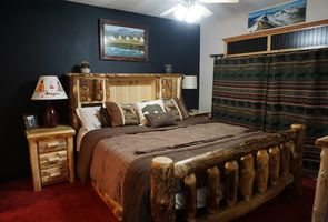 Photo for 3BR House Vacation Rental in East Glacier Park Village, Montana