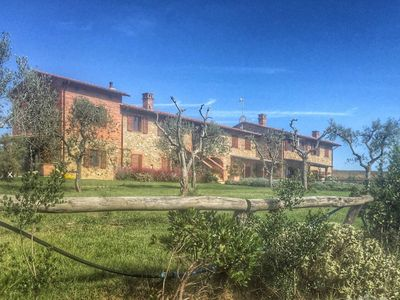 Photo for 2 bedroom apartment, Paciano Umbria