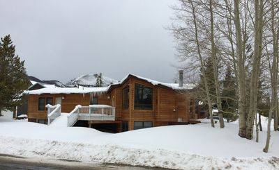 Photo for Frisco CO.  Premium 3 BR and 3.5 BA Private Home- Quite Setting. 1600 SQ ft.