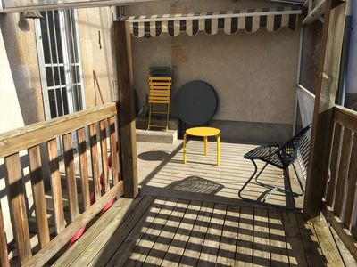 Photo for charming house, waterfront, puy du fou, wifi terrace,