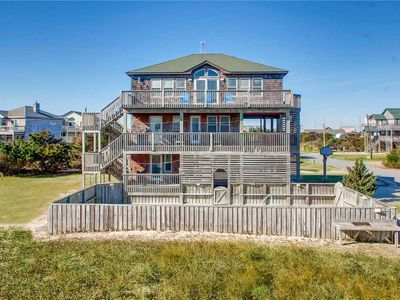 Photo for Unbeatable Views! Oceanview, Rodanthe-Pool, Hot Tub, Dog-Friendly, Walk to Pier