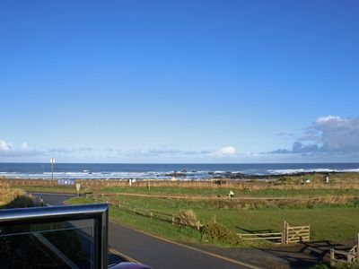 Photo for Croft House - fabulous family house 50 yards from the beach at Widemouth Bay