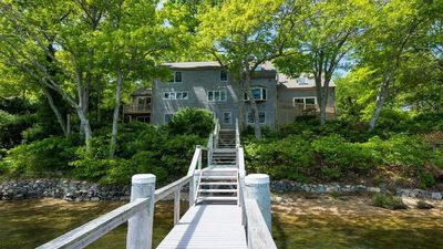 Photo for Serene Waterfront Home Private Dock, AC, Ocean access
