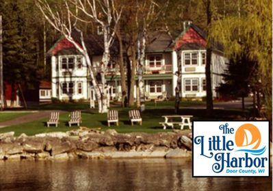 The Little Harbor was a former waterfront Bed & Breakfast but converted into massive rental for couples getaways, family reunions, corporate retreats, and large gatherings. Located in the heart of Door County this is one-of-a-kind!