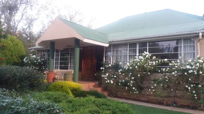 Photo for Situated in the beautiful surroundings of Fouriesburg  (35 km) away from Clarens