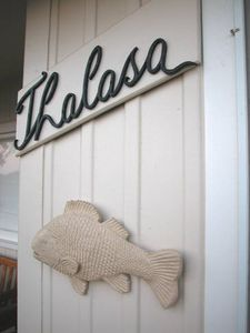 Thalasa Cottage - home of many happy beach and holiday memories