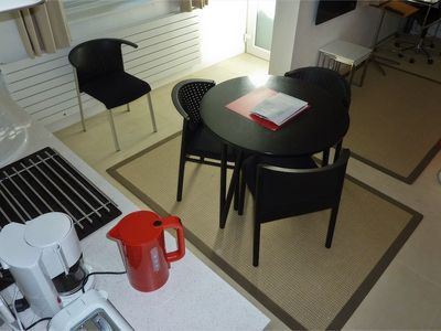 Photo for 'The Cosmobulles' furnished Studio. Gr Boulevards of Lille. Rent week or month