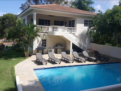 Photo for Sosua vacation villa rental near everything!