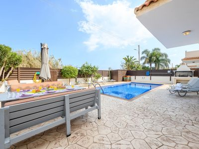Photo for Trinity View - A lovely 3bedroom Villa with private pool