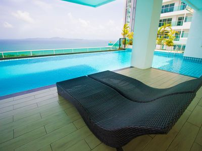 Photo for 1302, 1-bedroom, The View Cosy Beach