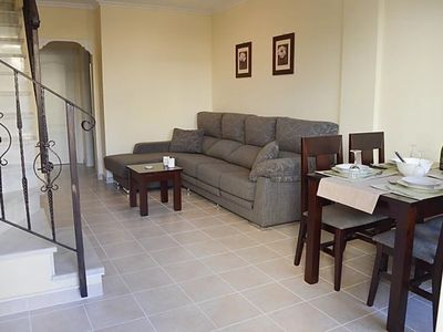 Photo for Gorgeous 3 bed townhouse - Albatros