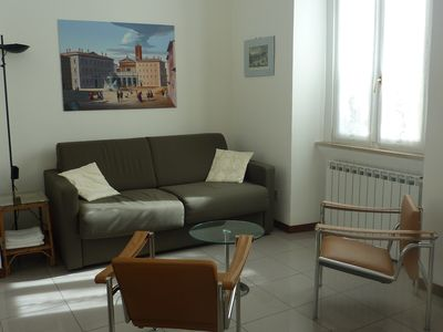 Photo for Rome right in the center, in the heart of Trastevere, flat from 1 to 5 people