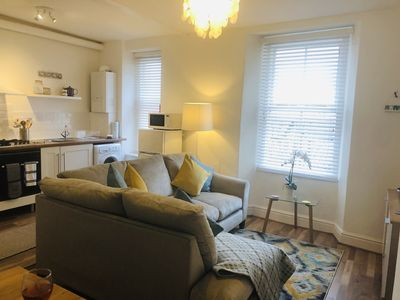 Photo for Beautiful apartment in the heart of Llandudno, 2 minutes from the beach