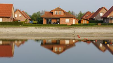 Photo for Holiday house directly at the lake