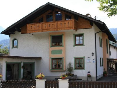 Photo for Holiday apartment Farchant for 4 - 5 persons with 2 bedrooms - Holiday house