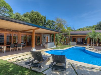 Photo for Villa Lola 1 : A Beautiful oasis in the heart of Playa Guiones!