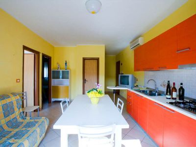 Photo for Holiday apartment Rosolina for 5 - 6 persons with 2 bedrooms - Holiday apartment