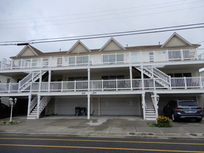 Photo for 8/18 to 8/25 OPEN! Wildwood Beach House! 1 Block to Beach/Boards/Conv Cntr!
