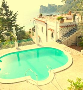 Photo for Villa-sea View-private Swimming Pool-Parking-Air Conditioning-Internet