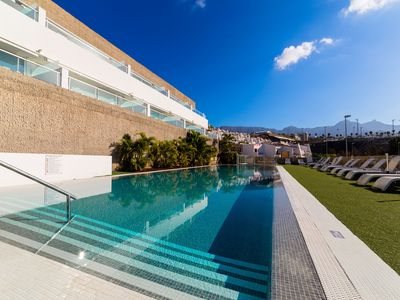 Photo for Luxury Penthouse in duplex sea view, jacuzzi, hammam ,swimming pool