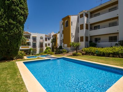 Photo for Apartment Apartamentos Pueblo Valleverde in Mijas Costa - 6 persons, 2 bedrooms
