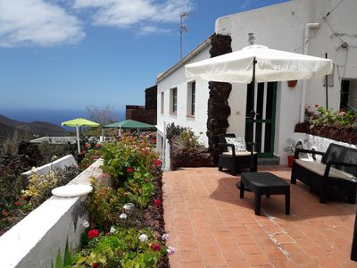 Photo for Casa MIPOSA, enjoy spectacular sunsets over the Atlantic.