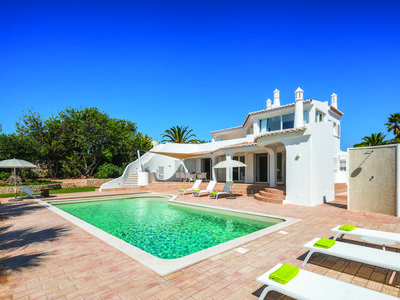Photo for Modern luxury villa on a quiet location with 4 bedrooms, heatable private pool and garden.