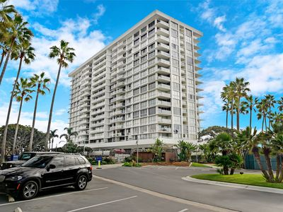 Photo for Coronado Shores - Updated 2 Bedroom Condo, Great Veiws and Steps to the Beach!