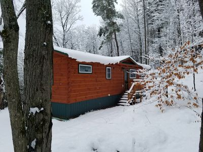 Photo for Saranac Lake Cabin - Close to Everything!
