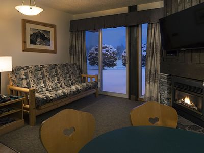Photo for Rocky Mountain Ski Lodge - One Bedroom Apartment